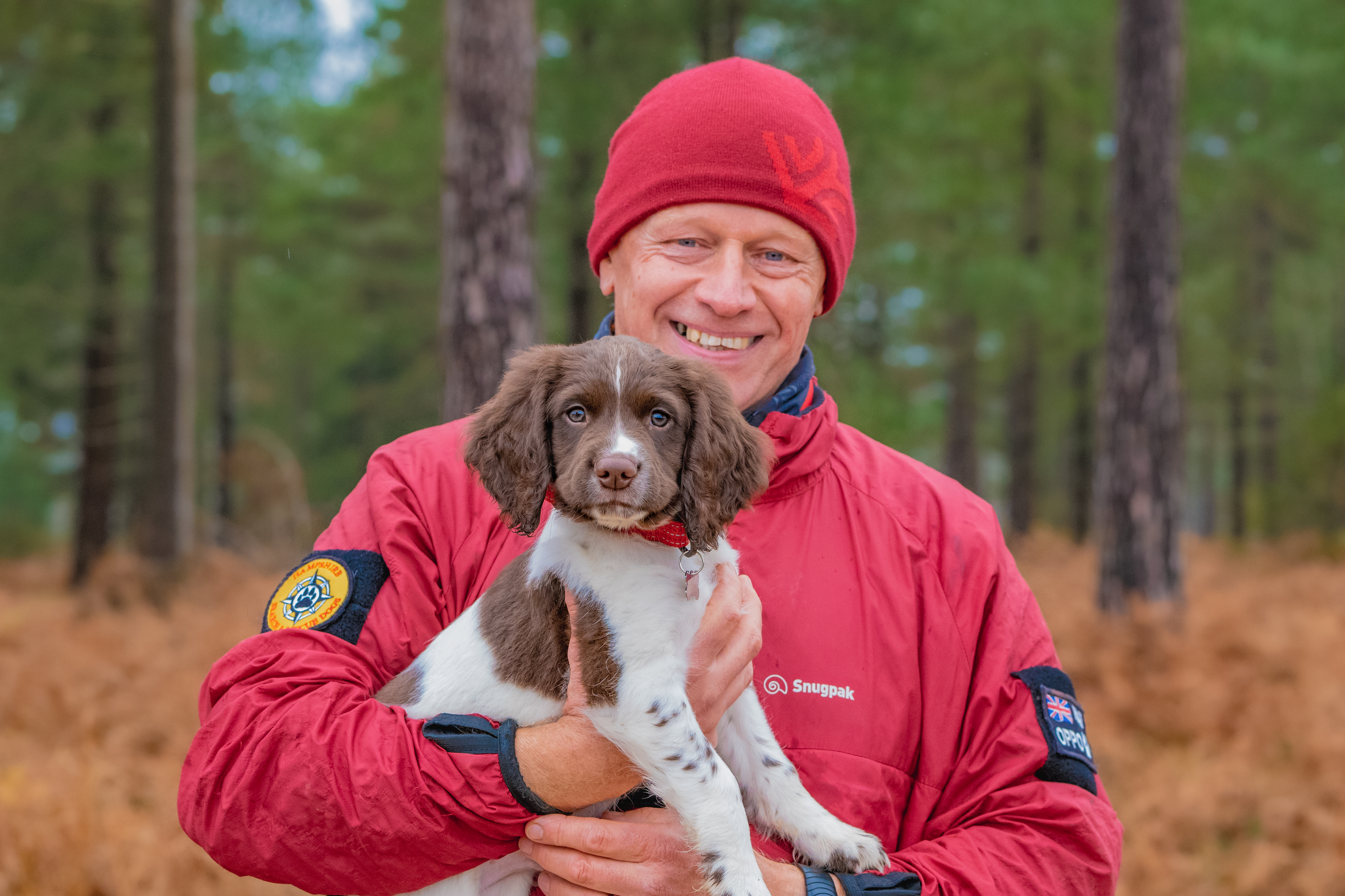 Level 1 Trainee Search Dog Chhubohe